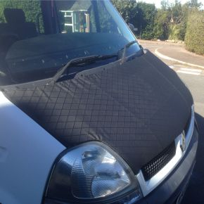 Renault Master Bonnet Bra Protector For 2003-2010 Models