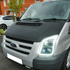 Ford Transit Bonnet Bra Protector For 2006-2014 V347 Models
