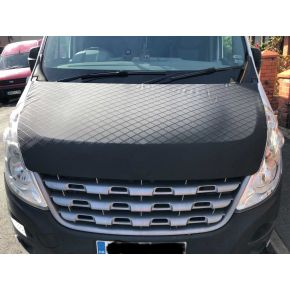 Renault Master Bonnet Bra Protector For 2010-2014 Models