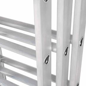 EN131 Pro Aluminium Triple Ladder