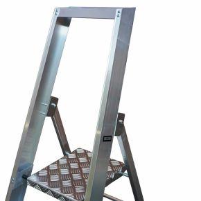 EN131 Pro Industrial Platform Step Ladder