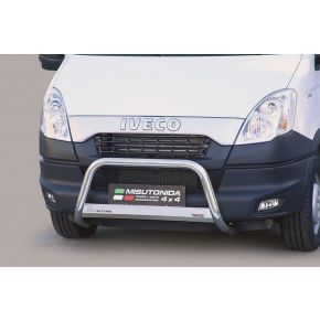 Iveco Daily Bull Bar 2013 - Stainless Steel Chrome EC APPROVED 63mm