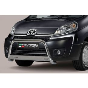 Toyota Proace Bull Bar 2014-2015 - Stainless Steel Chrome EC APPROVED 63mm