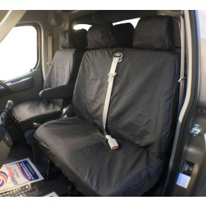 Tailored Front Seat Cover Set For LDV Maxus V80