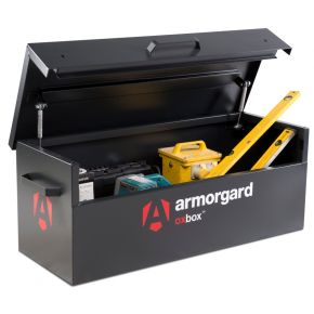 Armorgard OxBox OX2 Secure Site Box/Van Tool Chest