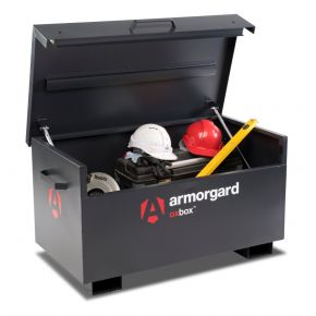 Armorgard OxBox OX3 Secure Site Box/Van Tool Chest