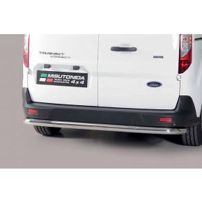 Ford Transit Connect Rear Nudge Bar 2018+ Stainless Steel Chrome