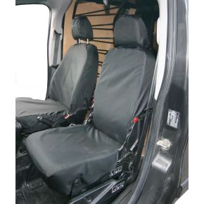 Tailored Single Folding Front Passenger Seat Cover Citroen Nemo, Fiat Doblo 2010+, Fiat Fiorino, Peugeot Bipper