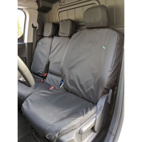 Tailored Single Passenger Seat Cover For Citroen Berlingo 2018+, Nissan NV250, Peugeot Partner 2018+, Toyota Proace City, Vauxhall Combo 2018+
