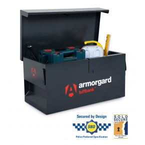 Armorgard Tuffbank TB1 Secure Site Box/Van Tool Chest