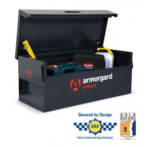 Armorgard Tuffbank TB12 Secure Site Box/Van Tool Chest