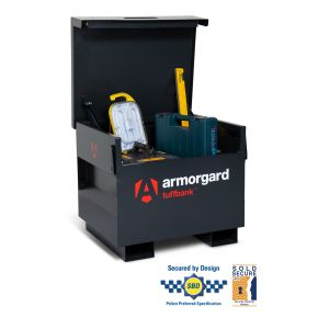 Armorgard Tuffbank TB21 Secure Site Box/Van Tool Chest