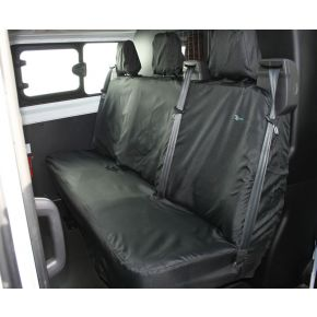 Tailored Three Seat Rear Bench Seat Cover For Ford Transit 2014+