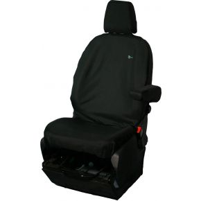 Tailored Single Front Seat Cover For Ford Transit Custom/Transit 2014+