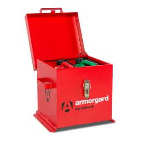 Armorgard TransBank TRB1 Secure Site Box/Van Tool Chest For Fuel/Chemicals