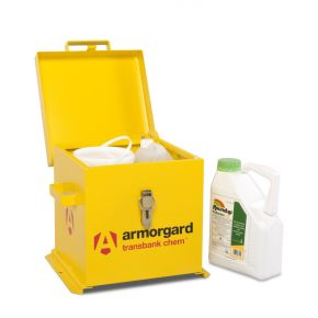 Armorgard TransBank TRB1C Secure Site Box/Van Tool Chest For Chemicals
