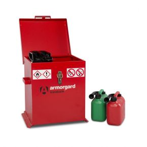 Armorgard TransBank TRB2 Secure Site Box/Van Tool Chest For Fuel/Chemicals