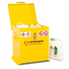 Armorgard TransBank TRB2C Secure Site Box/Van Tool Chest For Chemicals
