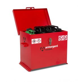 Armorgard TransBank TRB3 Secure Site Box/Van Tool Chest For Fuel/Chemicals