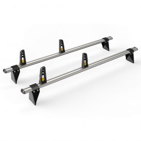 Suzuki Carry Roof Rack For 1999-2005 Models (2 Roof Bars - ULTI Bar By Van Guard)