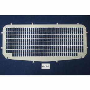 Nissan NV300 Rear Window Grille For 2016+ Low Roof H1 Models