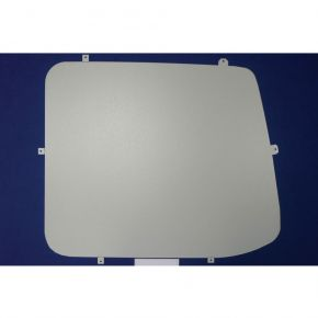 VW Transporter T5 Rear Window Blanks For 2002-2015 Low Roof H1 Models