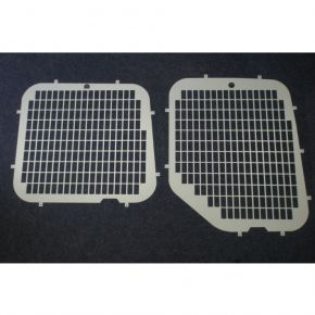 Nissan NV400 Rear Window Grilles For 2010+ Models