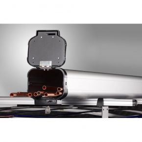 Van Pipe Carrier 3m - MAXI With Rear Opening by Van Guard