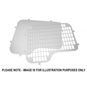 Ford Transit Courier Rear Window Grilles For 2014+ Models