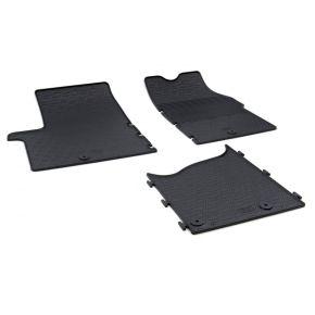 Vauxhall Vivaro Floor Mat For 2014-2019 Models With Single Cab