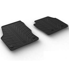 Ford Transit Connect Floor Mat For 2014+ Models With Single Cab