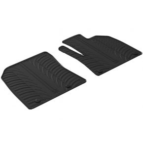 Peugeot Partner Floor Mat For 2019+ Models With Twist Fixation